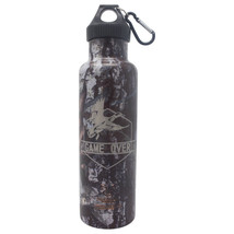 Game Over Duck Hunt - Laser Engraved 21 oz Camouflage Double Insulated B... - $22.46