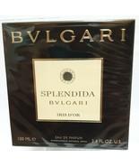 Slendida bvlgari for women perfume 3.4oz/100ml . New with box in compani... - $64.50