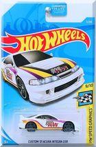 Hot Wheels - Custom '01 Acura Integra GSR: '19 HW Speed Graphics #9/10 -... - $2.50