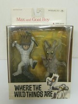 Mcfarlane Toys, Where The Wild Things Are, Max And Goat Boy Figure 2000 - $24.99