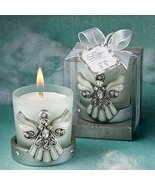 Regal Favor Collection angel themed candle holders (Set of 6) by Fashion... - $23.74