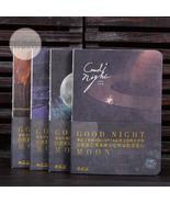 New Creative Luminous Good Night Notebook paper Diary Drawing graffiti P... - $22.04+