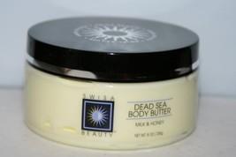 Swisa Beauty Body Butter, Dead Sea Body Butter, 8-Ounce - $27.11