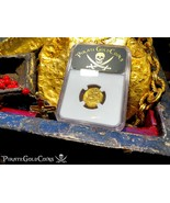 """COLOMBIA 1715 Part DATED 2 ESCUDOS NGC 62 """"1715 FLEET"""" PIRATE GOLD COINS... - $3,950.00"""
