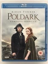 Poldark Series 1 - 3 [Blu-Ray] [Region B/2] NEW - $19.99