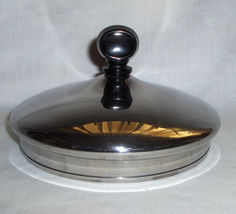 "Farberware Classic Series 5.75"" Stainless Steel Dome Lid - $11.95"
