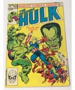 Vintage The Incredible Hulk Vol.1 No. 284 June 1983 Marvel Comics Group - $12.14