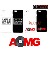 KPOP AOMG Phonecase Cellphone Shell Covers Skins Loco Gray JAY PARK 2pm - $3.89
