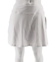 Wicked Women Control Pull-on Skort Alabaster XXS NEW A288784 - $23.40