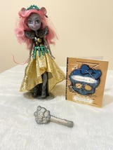 Monster High Boo York Gala Ghoulfriends Mouscedes King Doll #2 Complete - $22.72