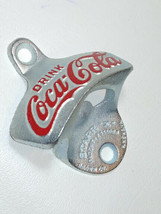 1940's Starr X Coca Cola Stationary mount Bottle Opener Germany - $14.80