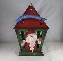Decorative Concepts Large Metal Snowman Tea Light Lantern - $18.99