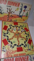 Vintage Rare 1968 Milton Bradley Road Runner Board Game COMPLETE - $14.00