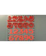 Pixel Font Number Cookie Cutter Set - $10.50+