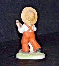 Young Boy Figurine AA18 - 1130 Collectible Vintage image 2