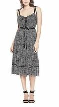 Guess Women's Belladonna Tulle Dress Jet Black Size Medium - $126.72