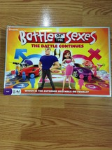 Battle of the Sexes Board Game by Imagination - $21.00