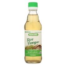 Nakano Rice Vinegar - Vinegar - Case of 6 - 12 Fl oz. - $22.99+