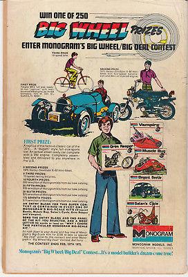 1974 DC Comics Superman #281