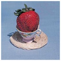 """Strawberry, Quinault Pick berries up to 2"""" in diameter! - £11.61 GBP"""