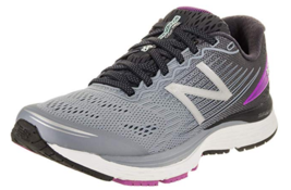 New Balance 880 v8 Size US 10 M (B) EU 41.5 Women's Running Shoes Silver W880SD8