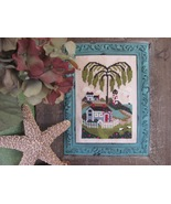 Bayside Bungalow cross stitch chart By The Bay Needleart  - $9.00