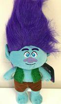"DreamWorks Trolls Happy Branch Plush Large 14"" NEW Soft Stuffed Toy.Licensed. - $18.99"