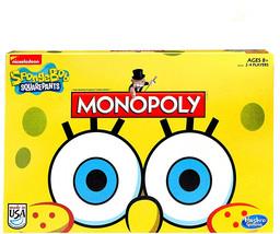 Monopoly Game SpongeBob SquarePants Edition - $143.14