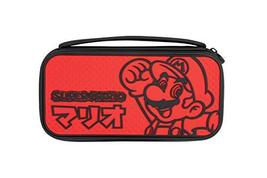 Nintendo Switch Mario Kana Deluxe Slim Travel Case for Console and Games... - $16.00