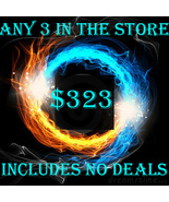 FRI-SUN PICK 3 IN THE STORE $323 INCLUDES NO DEALS MYSTICAL TREASURE - $0.00