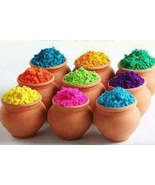 Color Run Holi Powder  Unscented Non Toxic For Any Event 31 LBS x 6 COLORS - $225.00