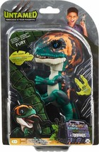 SET OF 4 AUTHENTIC WOWWEE DINO FINGERLINGS  RAZOR, FURY, BLAZE AND STEALTH - $149.00