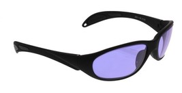 Phillips 202 Didymium Glass Working Spectacles in Black Maxx Wrap Safety... - $182.33
