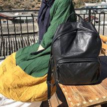 Sale, Full Grain Leather Women Backpack, Ladies Travel Backpack, Laptop Backpack image 3