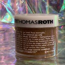 NWOB 50mL Peter Thomas Roth Pumpkin Enzyme Resurfacing Mask (1.7oz) image 3