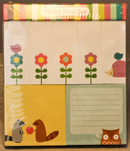 Hallmark: Assorted Self-Stick Notes - 2 Packs - 2 Memo & 5 Page Marker Pads - $10.59