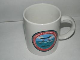 Vintage Coffee Cup Mug STRAP Sonobuoy Thinned Random Array Program N0SC - $18.99