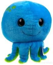 "Sea World Blue Octopus 9"" Bubble Zoo Plush Toy Soft Stuffed Animal Embro... - $13.99"