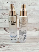 Lot of 2 NEW Olay Mist Ultimate Hydration Essence COOLING Face Mist 3.3 fl. oz. - $9.49