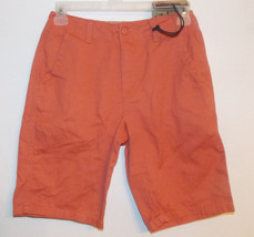 Plugg Jeans Co. Mens Burnt Orange Jean Shorts Size 29 NWT - $19.99