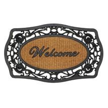Frill Framed Welcome Entry Mat - $23.94