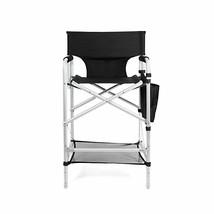 Heavy Duty VIP Tall Aluminum Director's Chair - $118.80
