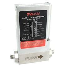 TYLAN FC-280AV-4S MASS FLOW CONTROLLER MODEL FC-280
