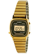 Casio Vintage Ladies Digital, Alarm, Timer Fashion Dress Watch, LA670WGA-1 - $33.36 CAD