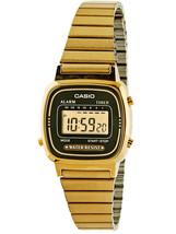 Casio Vintage Ladies Digital, Alarm, Timer Fashion Dress Watch, LA670WGA-1 - $25.10