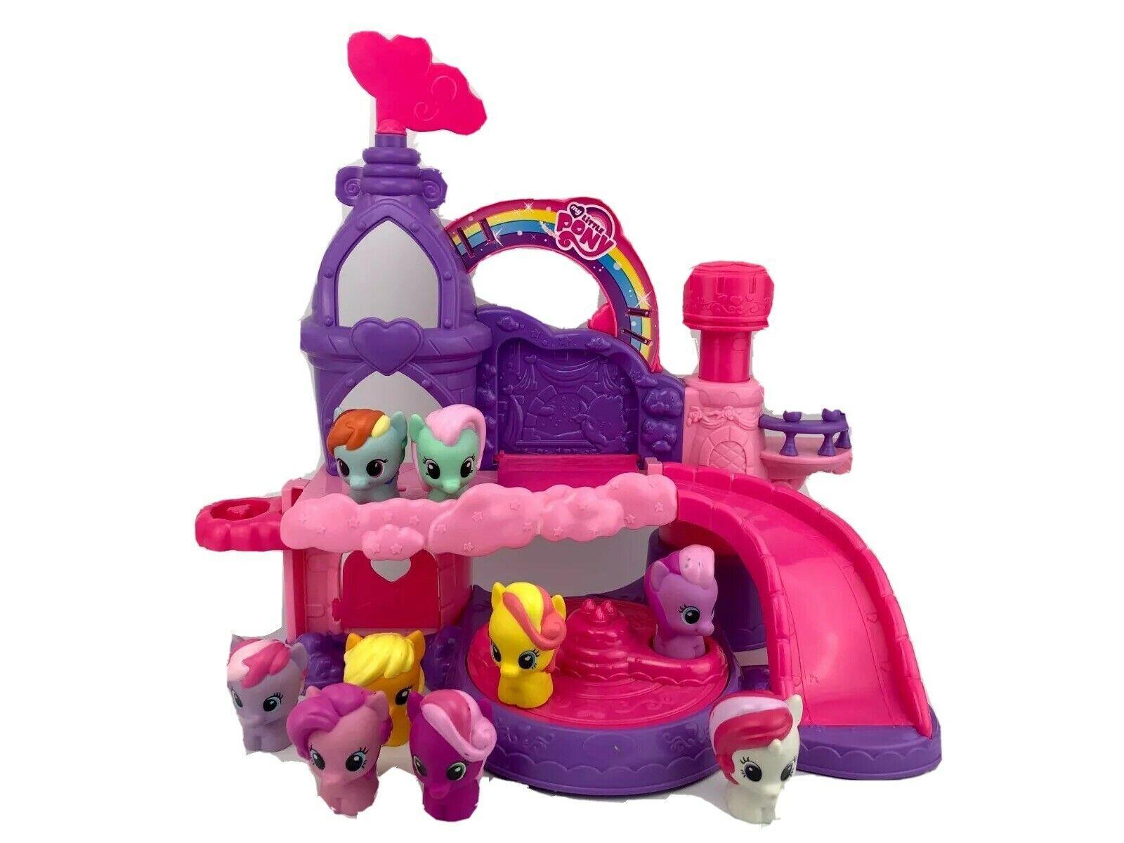 Playskool Friends Musical Celebration Castle My Little Pony Playset - $12.64
