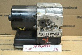 03-04 Chevrolet Express 3500 ABS Pump Control OEM 13567130 Module 396-9D8 - $59.98