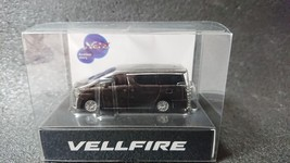 Toyota Vellfire Led Light Keychain Graphite Metalli Mini Car Not Sold In Stores - $25.89