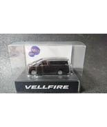 TOYOTA VELLFIRE LED Light Keychain Graphite metalli Mini Car Not Sold in... - $25.89