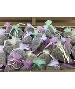 French Lavender sachet favors for small gift Qty 50 assorted - $59.99